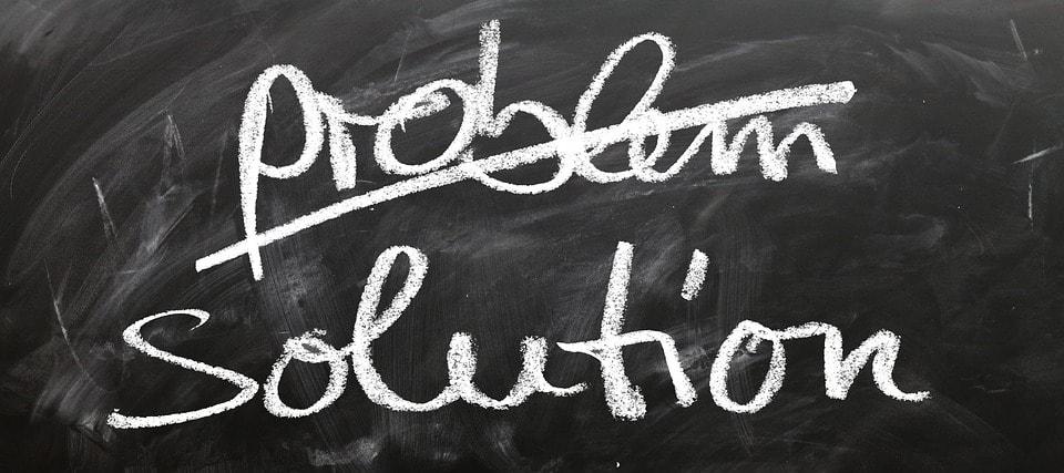 Les thérapies cognitives et comportementales, pour un problème, une solution.